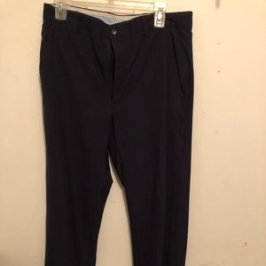 Men's Foot Joy Golf Pants Navy